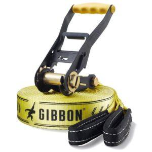 Slackline Gibbon - gelb-
