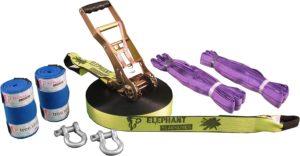 Elephant slacklines Unisex Fortgeschrittene